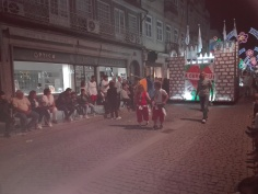 Carro 40º aniversário da instituição de Guimarães fundada em 1977