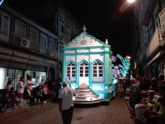 """Carro """"As 9 Ilhas dos Açores"""""""